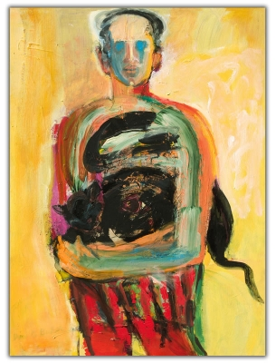 Man With Cat (1975)