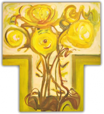 Yellow Flowers (1972)